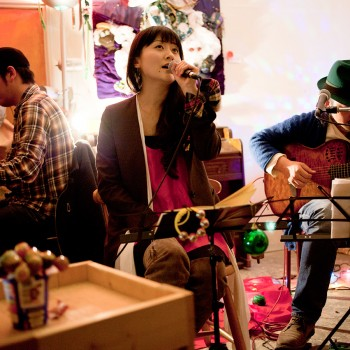 2012.12.20 at ENOTN Works Studio & Cafe